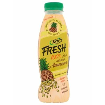 RIO FRESH SMOOTHIE ANANÁSZ DARABOKKAL 450 ML