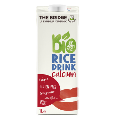 THE BRIDGE BIO RIZSITAL KALCIUM 1L.