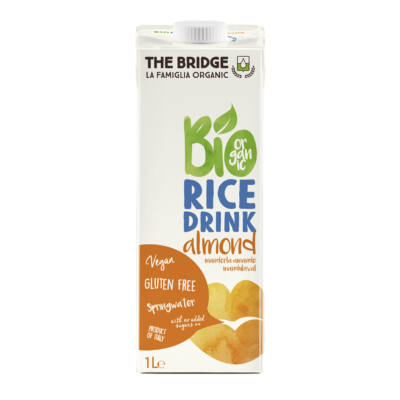 THE BRIDGE BIO RIZSITAL MANDULA 1L.