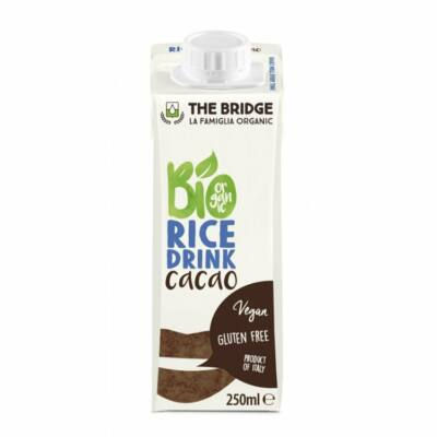 THE BRIDGE BIO RIZS ITAL KAKAÓS 250 ML